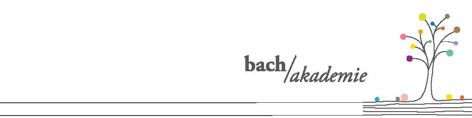 Logo Bachakademie Leipzig